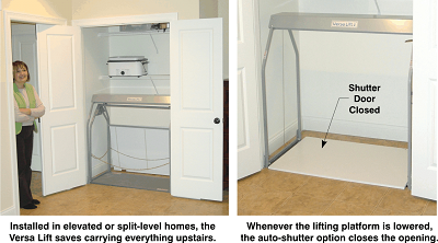 About Us   Attic Lift System